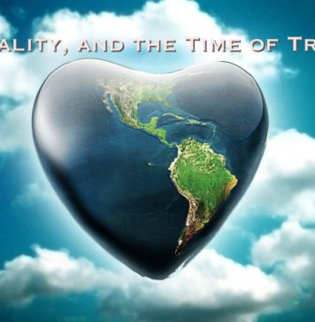 love reality time of transition
